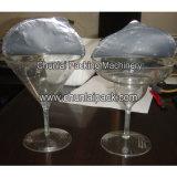 Tipo giratório enchimento do copo de Martine e máquina da selagem