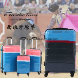 Bw1-040 ABS材料およびスーツケースのタイププリントスーツケース