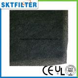 Corpi filtranti attivati non tessuti della fibra del carbonio