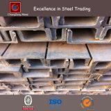 ASTM Ss400 warm gewalzter Kanal-Stahl für strukturelles (CZ-C43)