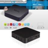 Casella Android5.1 WiFi 1g 8g di Kodi TV di memoria del quadrato di Mxq Amlogic S805