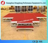 Aluminiumlegierung-bewegliches Stadium für Verkaufsergebnis-Gebrauch-Aktivitäts-Stadium