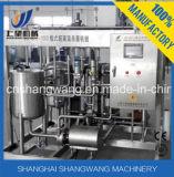 De Machine van het pasteurisatieapparaat voor de Drank van /Yogurt van de Melk/van het Sap