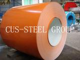 Плиты Ral5012 основные PPGL стальные/Prepainted катушка Aluzinc стальная