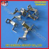 ニッケルメッキ(HS-SM-018)の真鍮薄板の金属のコンポーネント
