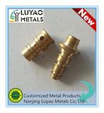 Подвергать механической обработке CNC медного/латунного материала