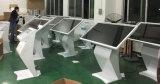 42、43、47、49、50、55、65、75の1つのタッチスクリーンのキオスクのすべてを立てる85インチLCDの表示の床
