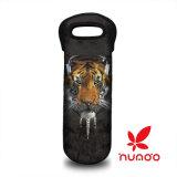 Botella de protección de neopreno bolsa de asas titular de Viajes / picnic