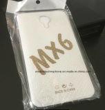 [مإكس5برو] منطاد [دروب-برووف] هاتف يعلّب حالة لأنّ [ميزو] [مإكس5] [مإكس6] [تبو] شفّافة ليّنة هاتف قشرة قذيفة