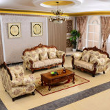 Il sofà del tessuto con il Governo ha impostato per la mobilia del salone