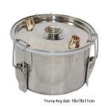 purificazione dell'acqua del distillatore dell'acqua di capienza 10liter/3gal