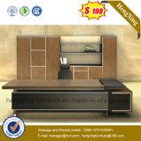 Tableau exécutif en bois lustré moderne de bureau (NS-ND146)