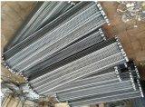 Nastro trasportatore della rete metallica per la strumentazione di Freezering