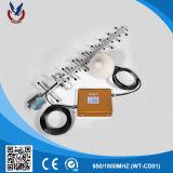 aumentador de presión de la señal del Internet del teléfono celular de 850/1800MHz 2g 4G para el uso casero