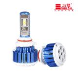 T3 35W 9005 LED de la lámpara auto suministro de equipos originales Color y Apariencia