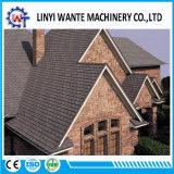 Гальванизированная плитка крыши гонта металла цветастого камня стального листа Coated