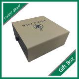 호화스러운 디자인 선물 리본을%s 가진 포장 서류상 서랍 상자