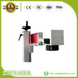 La venta caliente 20W 30W marcador láser de fibra de escritorio