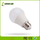 3W 5W 6W 9W 12W energiesparende Dimmable Birne der Kugel-E26 LED mit Cer RoHS UL