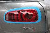 Tampa azul protegida UV material da lâmpada de Head&Rear do estilo da cor do ABS brandnew para o Clubman F54 de Mini Cooper (4PCS/Set)