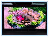 2016 Afficheur LED polychrome d'intérieur de haute résolution de vente chaude P1.667 avec le bon prix