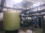 水処理のための統合されたプールのろ過システム