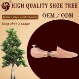 方法木製の靴の伸張器、靴の木