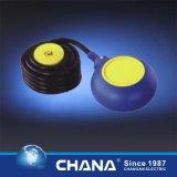 L'interruttore di galleggiante utilizzato di plastica della sfera della pompa ad acqua con Ce, RoHS ha approvato