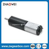 Pequeña caja de engranajes del reductor de velocidad 210rpm del precio bajo 10m m