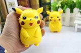 Pokemon portable va batería de la potencia de la alta capacidad de Pikachue de todo el teléfono
