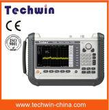 Analisador de espetro portátil da freqüência da medida Tw4950 da micrôonda de Techwin