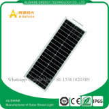 Sistema solar impermeable 40W del alumbrado público de la MAZORCA LED del alto brillo