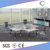 Divisorio popolare dell'ufficio di gestore di disegno comodo con il tavolo
