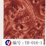 Yingcai 0.5m Overdracht die van het Water van het Ontwerp van de Breedte de Houten Hydrografische Film yb-016-1 afdrukken