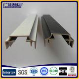 Perfis de alumínio da parede de cortina da alta qualidade para o edifício alto