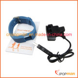 Intelligente Bluetooth Armband-manuelle intelligente Bewegungs-gesundes Armband