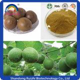 Pó natural do extrato de Luo Han Guo do edulcorante de Luo Han Guo do pó da fruta da monge