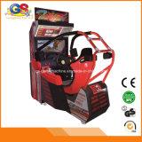 Эксплуатируемая монетка управляющ игрой автомобильной гонки игры машины аркады Малайзии свободно электронной