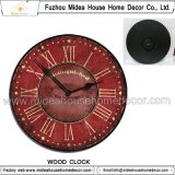 Dimensión de una variable del reloj de pared de la venta al por mayor de la fábrica de China diversa