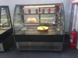 Refrigerador comercial do refrigerador da pastelaria do Showcase do bolo com Ce, CB, Saso