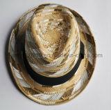 2017 sombreros de paja del diseño de la manera (DH-LH91214)