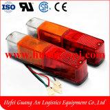 Tailift Gabelstapler zerteilt LED-Endstück-Licht 12V mit 3 Farben