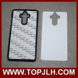 Caja del teléfono de la parte posterior del aluminio de la sublimación para el compañero 9 Lite de Huawei