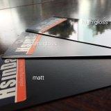 Alto rivestimento della polvere nera di effetto dello specchio di lucentezza Ral9005