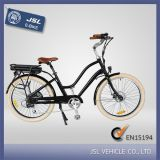 """26 """" bici elettrica della batteria di litio del blocco per grafici 36V della lega di alluminio (JSL038S)"""