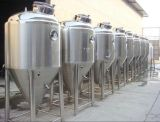 Edelstahlbrew-Glykol-konischer Gärungsbehälter/Gärungserreger