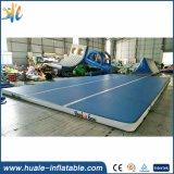 Estera barata de la pista de aire, gimnasia de la pista de aire, pista de aire inflable de la gimnasia para la venta