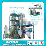 セリウムISO SGSの証明(SKJZ5800)の飼料の加工ライン