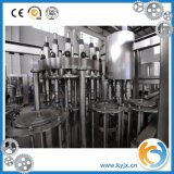 Machine de remplissage d'eau à gaz / Ligne de remplissage gazéifiée