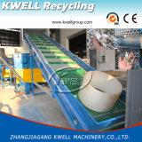 PP Shredder Dos en una máquina / Reciclaje de plástico